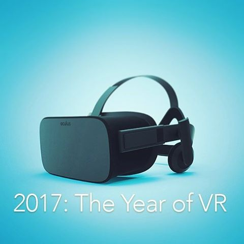 Our latest #blog post is here! Read what lies ahead for #VR in #2017 and the latest news from the #discoverspaces team