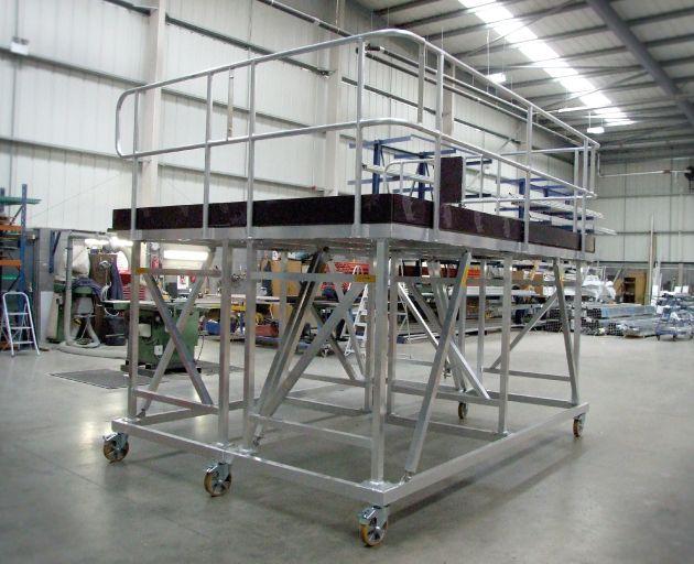 Aluminium Flat Pack Solutions