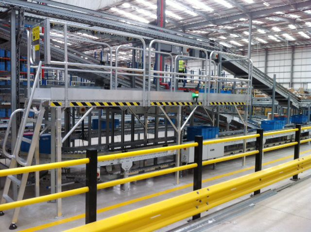 37. Factory Conveyor Access