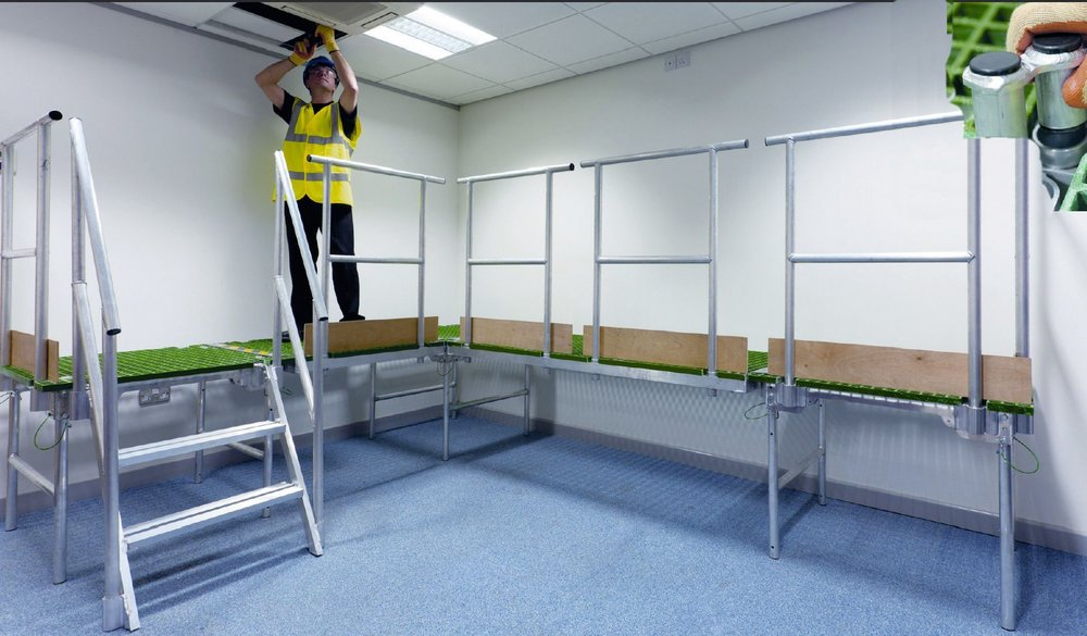 6. Modular Safety Platforms