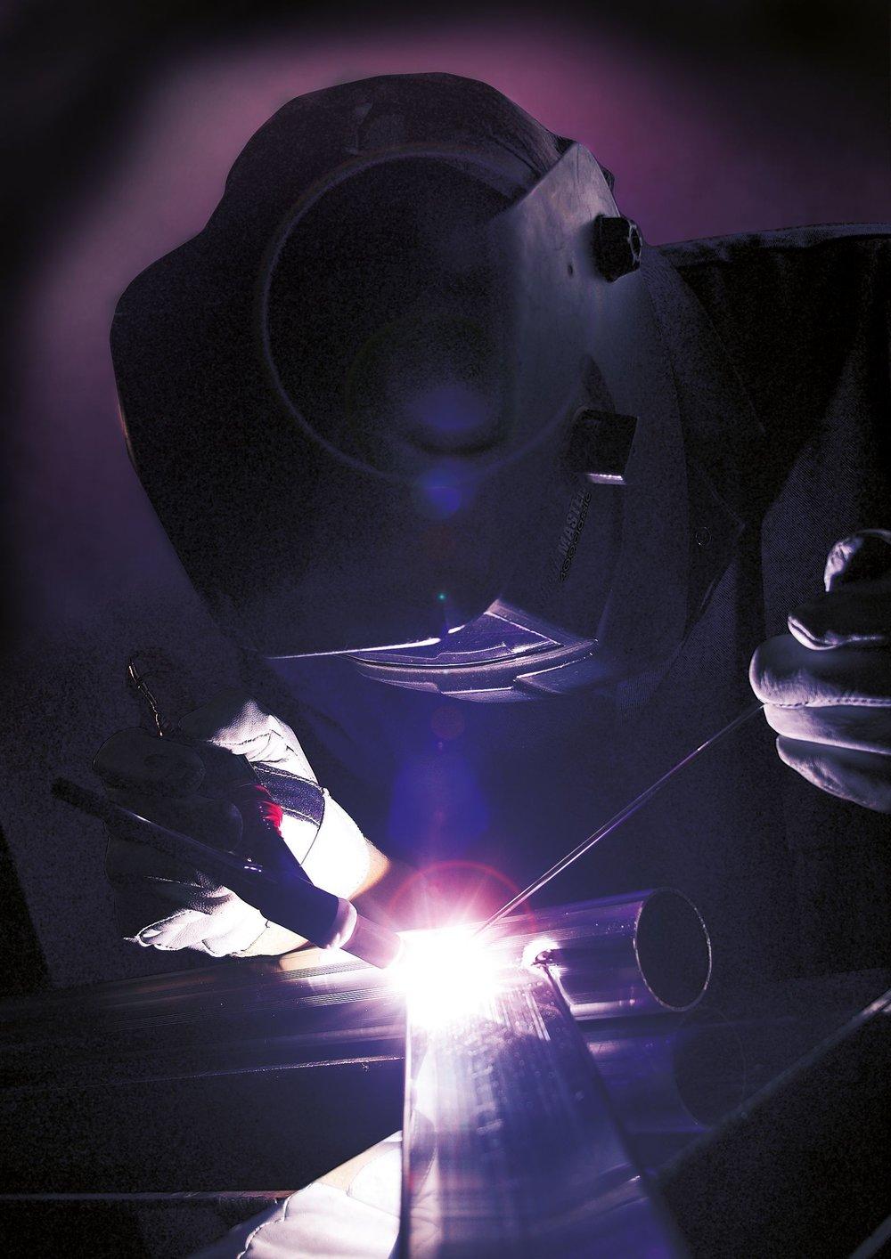 Aluminium Welder