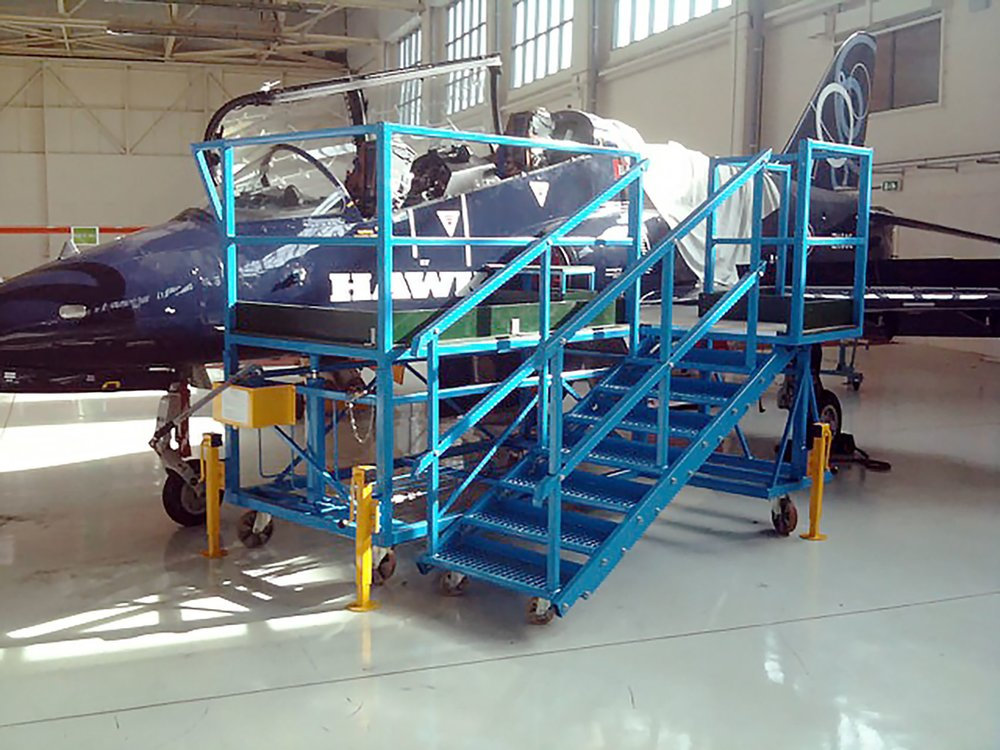 Hawk Maintenance Platform