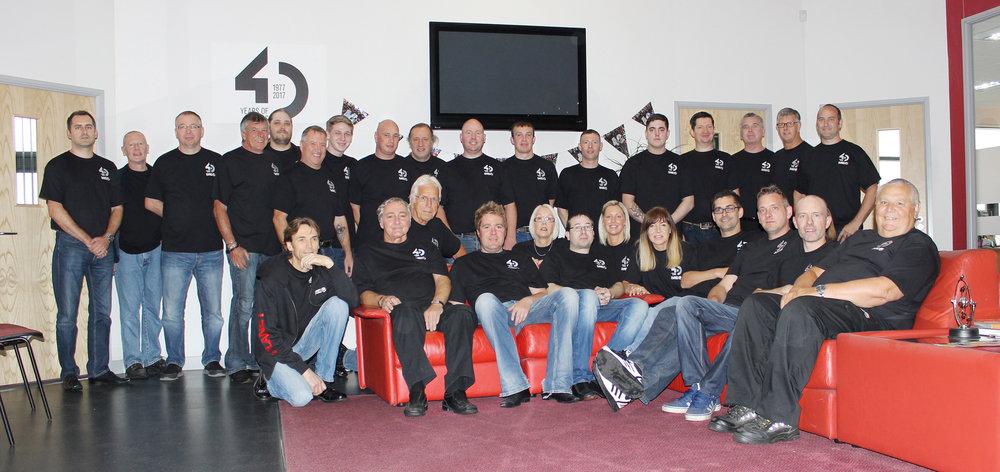 Planet Platforms Team