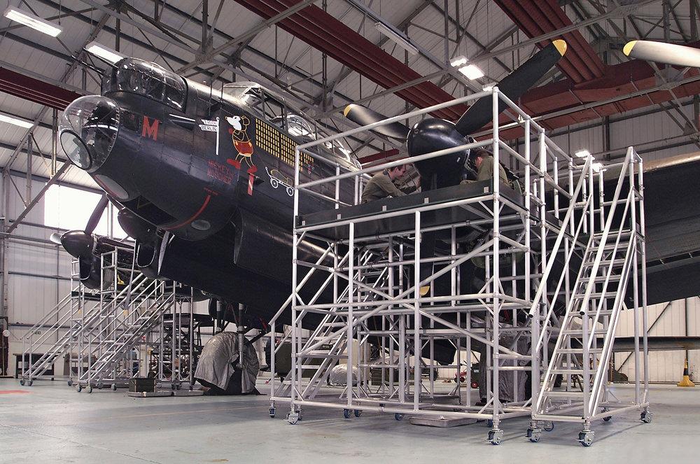 Planet Platforms Lancaster