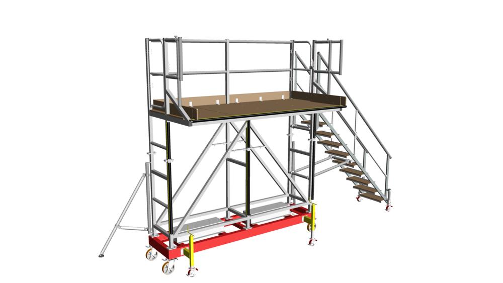 41. Access platform