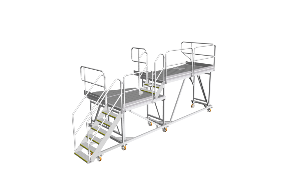 34. Bell 412 side stand