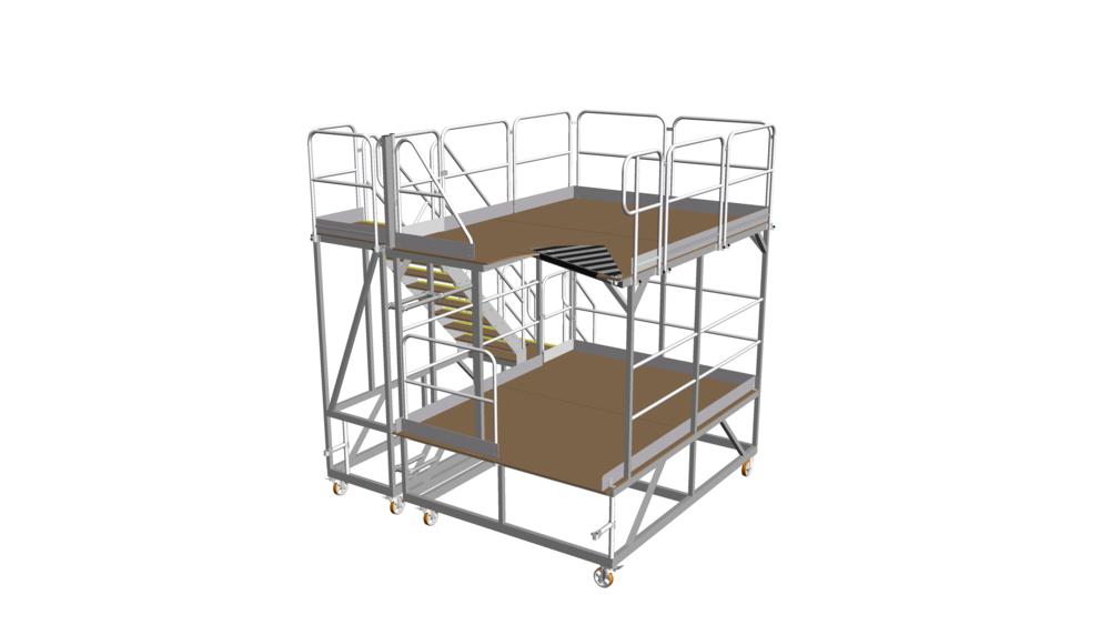 11. Taildock system
