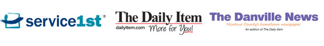 Thank you to our Show Sponsors  Service 1st ,  The Daily Item , and  The Danville News