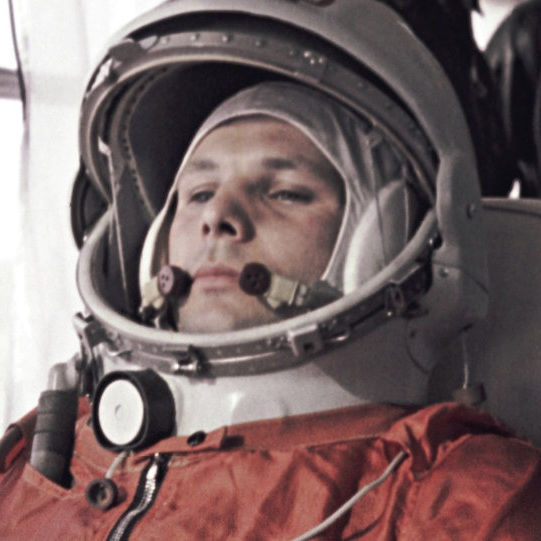The Soviet Pilot and cosmonaut turned into an international celebrity when he became the first human being to venture into outer space. His Vostok spacecraft completed one full orbit of Earth on April 12, 1961. It would be his last space outing, unfortunately, as he died in a routine training mission in 1968.More Info - Yuri Gagarin