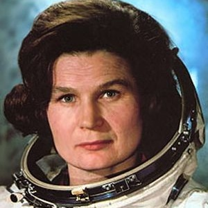 Valentina Tereshkova - A Soviet parachutist and cosmonaut, Tereshkova is famous for being the first woman and first civilian in space. When she landed back to earth 1963, she was celebrated as a hero of the Soviet Union.More Info