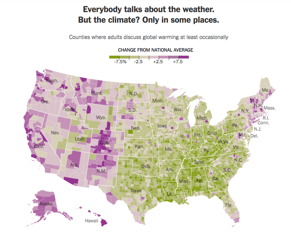 Source: Yale Program on Climate Communication. Look at more data here.