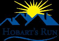 Hobart's Run Logo