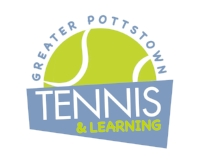 Greater Pottstown Tennis and Learning Logo