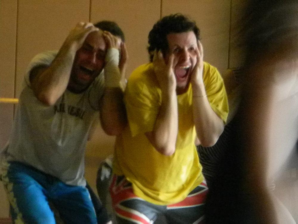 Mechanics choreo drama rehearsals in Tbilisi.JPG