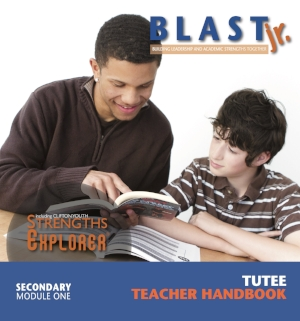 Secondary Module One fills gaps in comprehension and critical thinking for struggling middle or high school students. Includes full library of trade books.