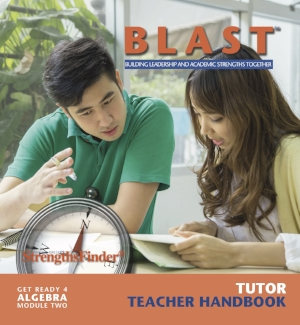Get Ready 4 Algebra Module Two  prepares students working at the 7th- and 8th-grade levels for Algebra I, considered the gatekeeper for success in high school and college. Includes math tool kit.
