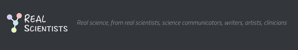 My introduction to the Real Scientists community prior to taking over their Twitter account for the week.