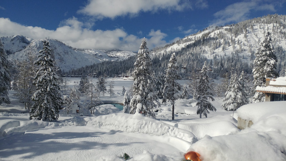 Avalanches of exciting new stem cell research at the Keystone Symposia near Lake Tahoe. - Guest blog post for The Stem Cellar, official blog for the California Institute of Regenerative Medicine.