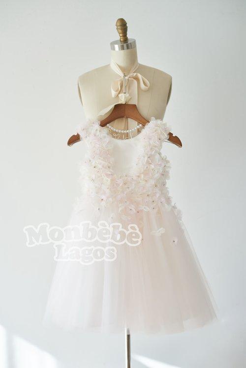 624e256e6cc Flower Girl - Monbebe Lagos