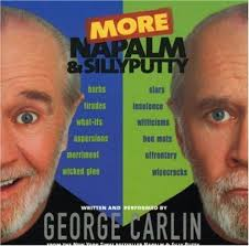 George Carlin Napalm Album Cover