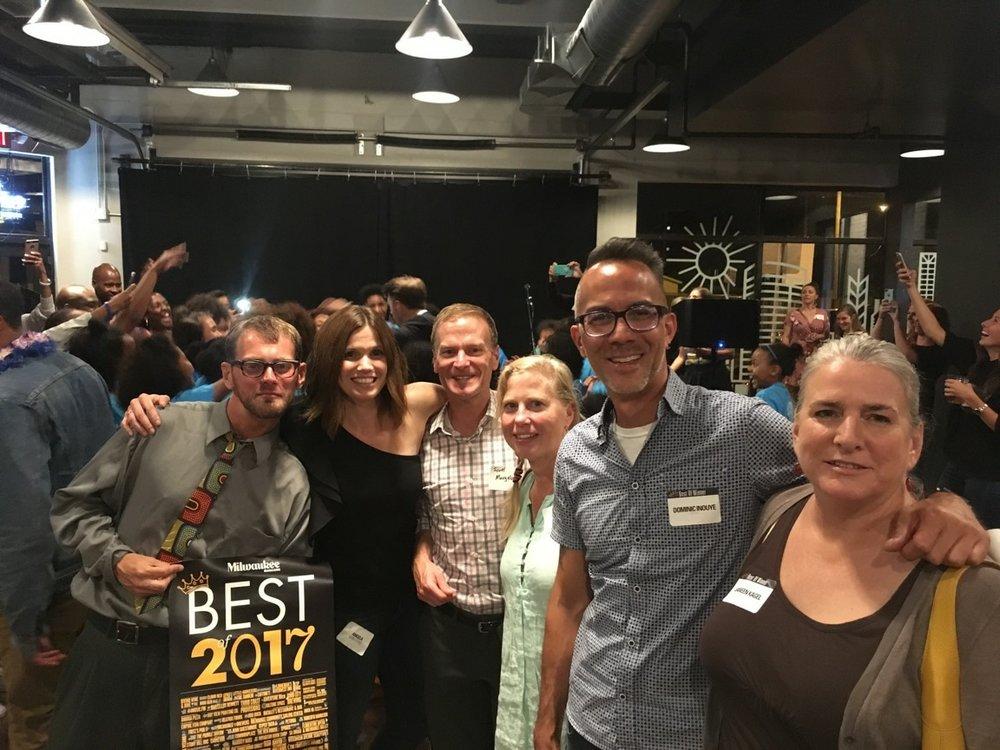 Milwaukee Magazine Best of 2017 Awards