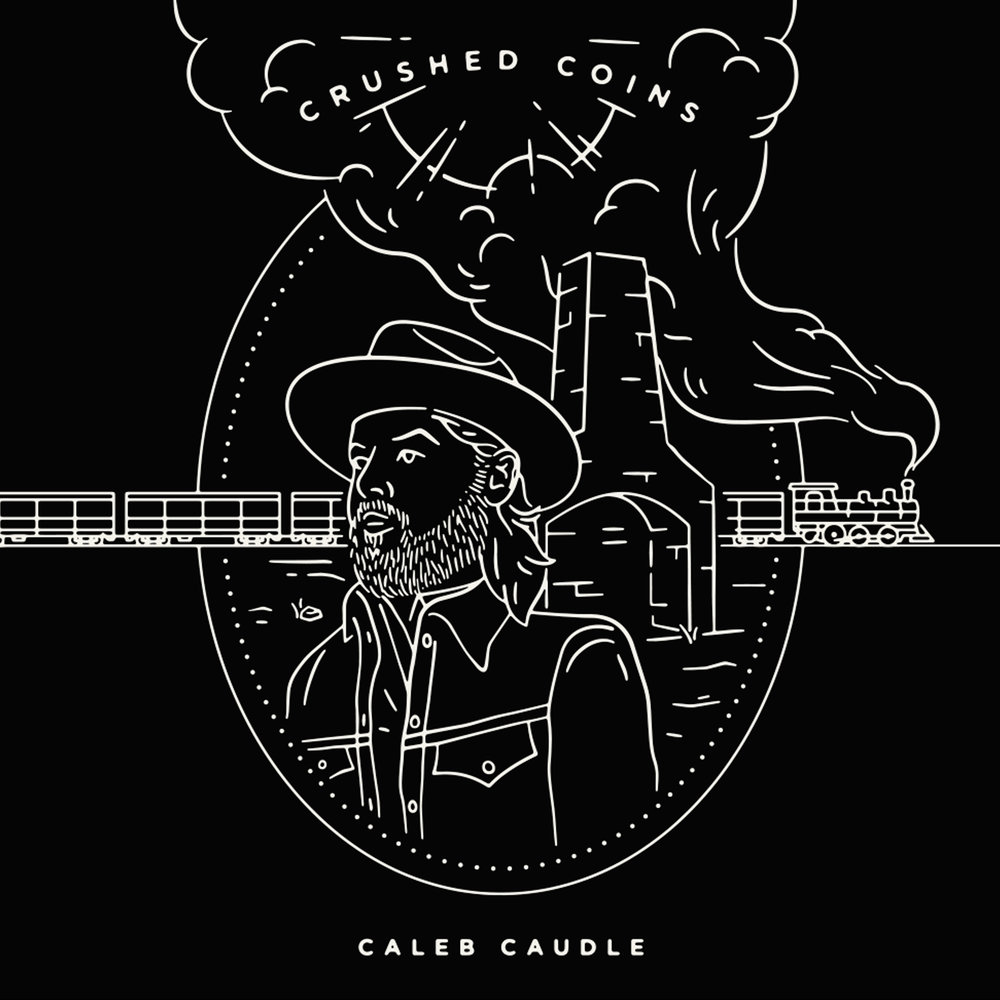 Out 2/223/18 Pre-order here    With Crushed Coins, Caleb Caudle returns with his unique and genuine method of songwriting, which Paste Magazine has compared to Jason Isbell. The album features a handful of skilled musicians and artists in their own right, including Joshua Hedley, Erin Rae, noted electric guitarist Megan McCormick, pedal steel player Brett Resnick, and bassist Kevin Black. And while the album was made with the intent of escaping a specific genre, Caleb Caudle manages to be universally relatable with a mix of empathetic lyrics and a pristine blend of varying sounds. If you're looking to revive your tastes with something fresh, but also like that warm feeling of musical nostalgia, look no further than Crushed Coins.