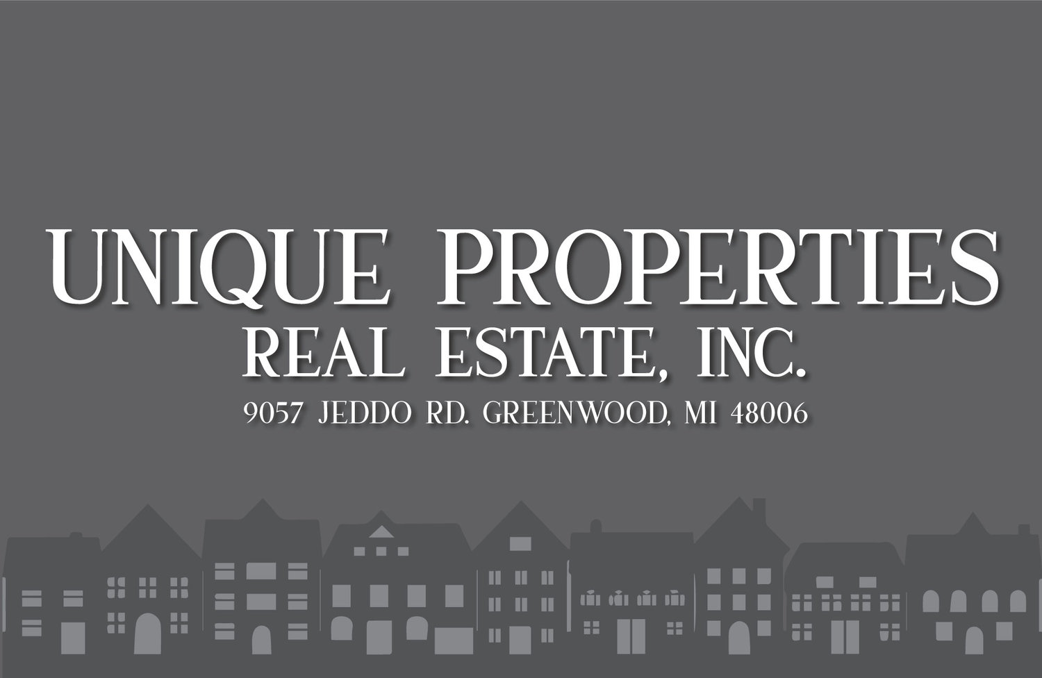 Unique Properties Real Estate, Inc.
