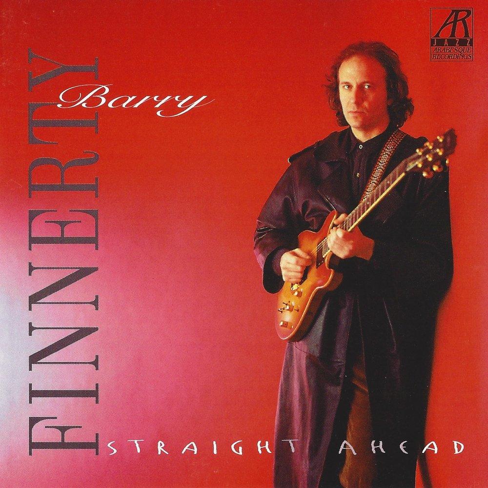 AJ0116    Straight Ahead    Barry Finnerty