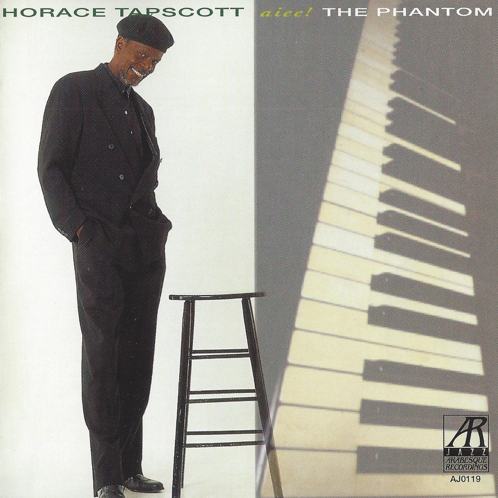 AJ0119    Aiee! The Phantom    Horace Tapscott