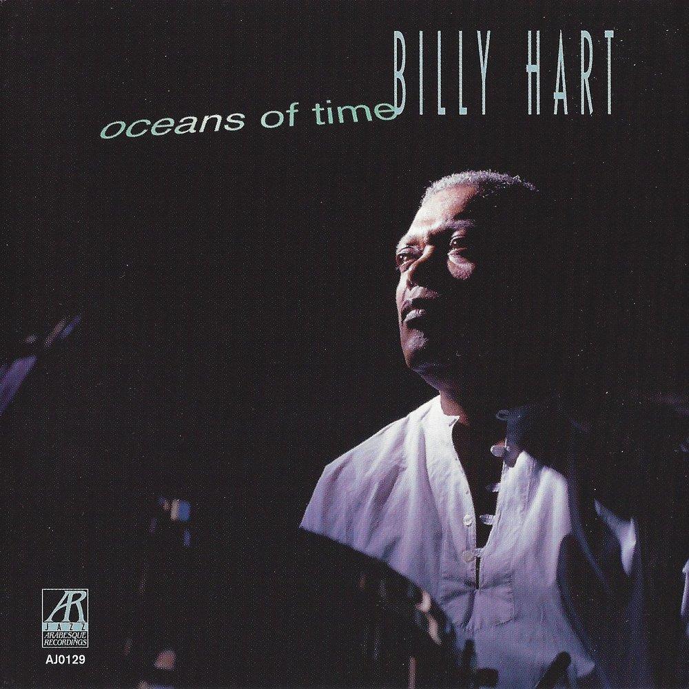 AJ0129    Oceans of Time    Billy Hart