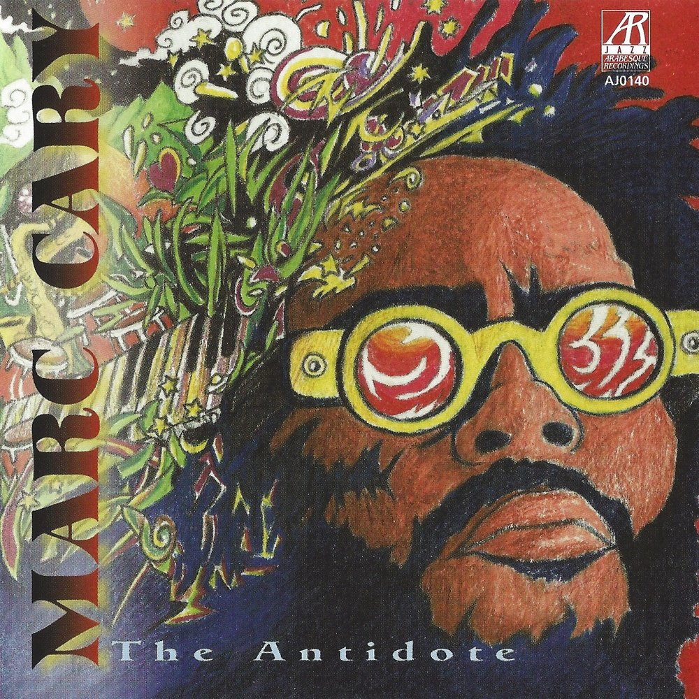 AJ0140    The Antidote    Marc Cary