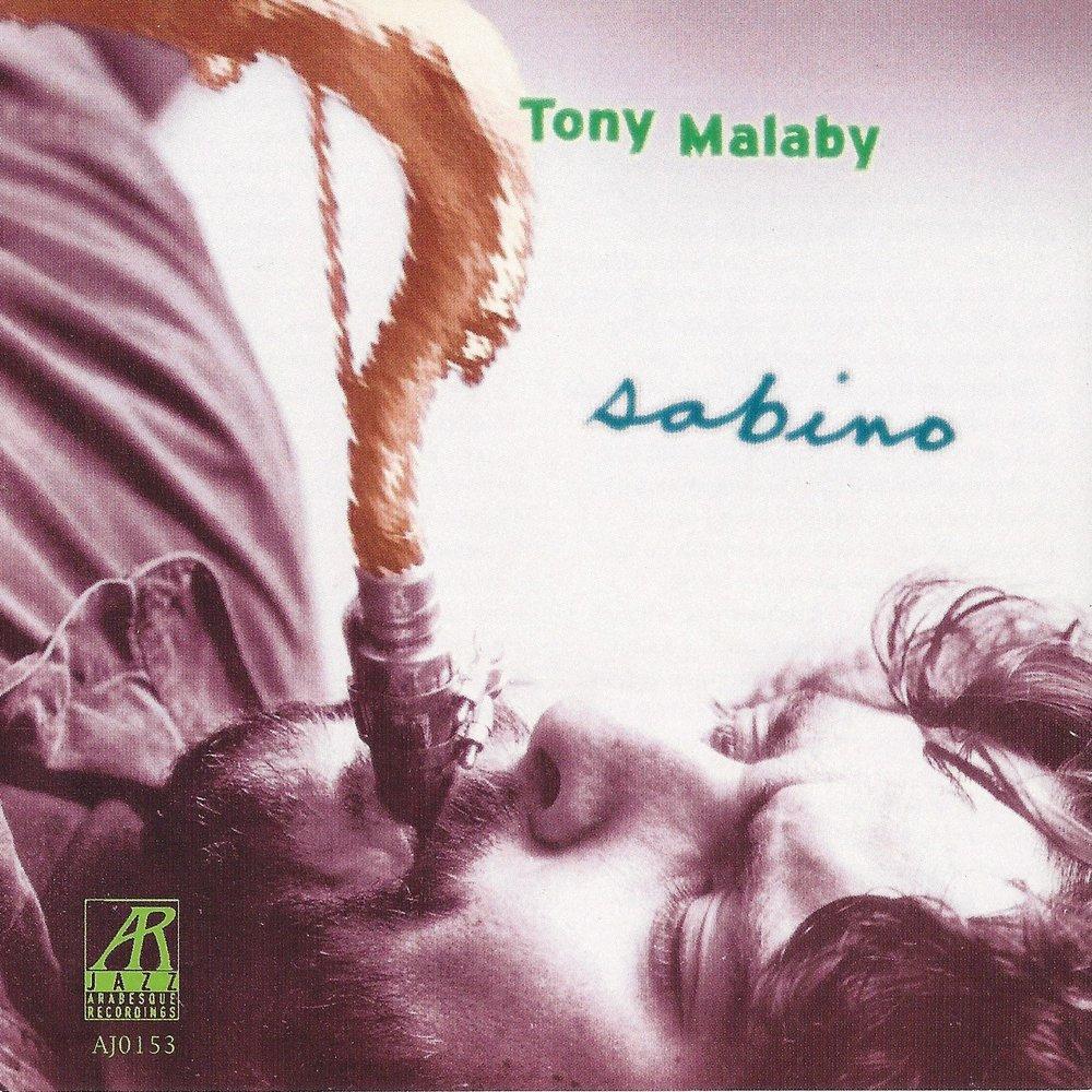 AJ0153    Sabino    Tony Malaby