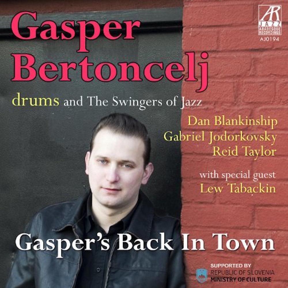 AJ0194    Gasper's Back in Town    Gasper Bertoncelj