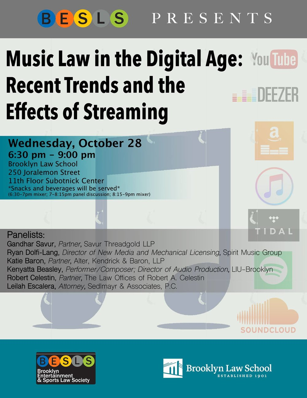 Music Law in the Digital Age: Recent Trends and the Effects