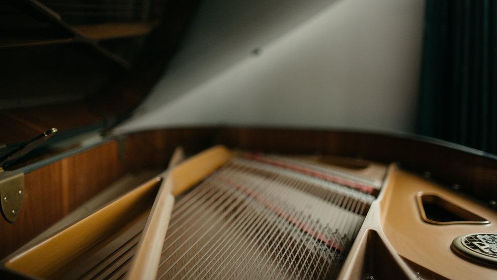 Linda Schütt Dayton Ohio Piano Teacher