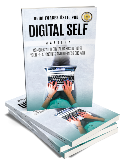 Download your FREE copy of Digital Self Mastery -
