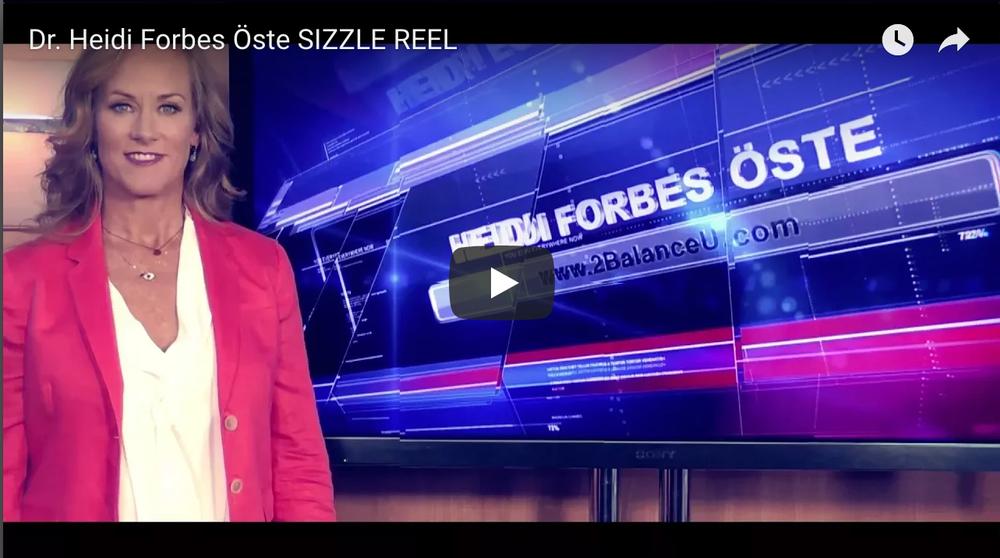 Dr. Heidi's Sizzle Reel