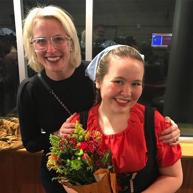 Congrats to @ameliamarcum on her debut performance in #fiddlerontheroof as a #freshman @regisjesuiths awesome young  #talent shown in this #musical .......................................................................................................#musictheater #highschoolmusical #highschool #denvermusic #denvercolorado #denvertheater #vocalcoach #singing #performance #voicelessons