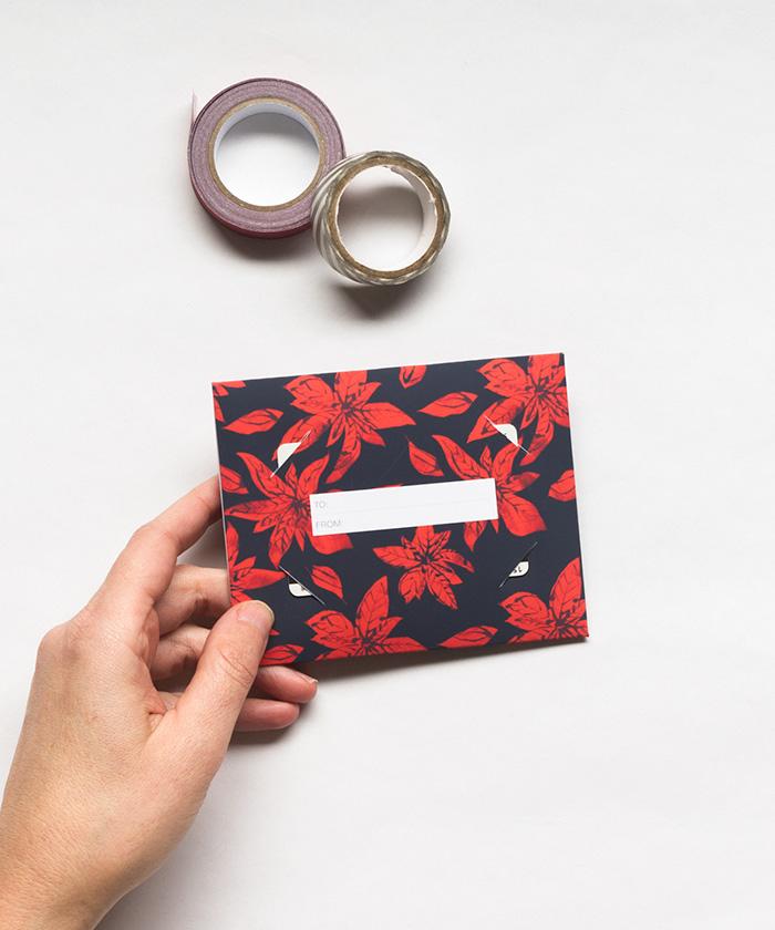 Giftcard Holder