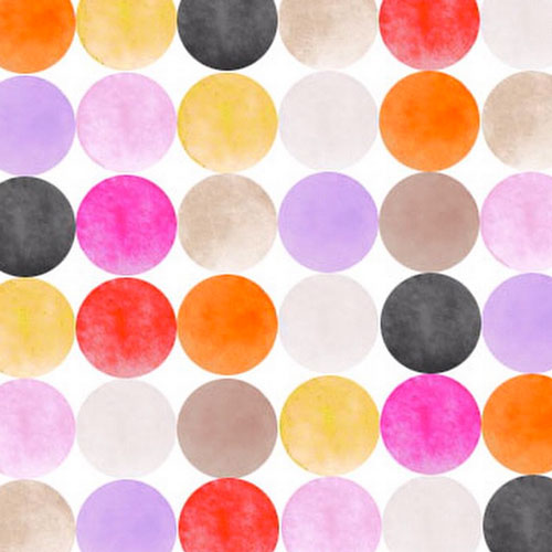 penelope dullaghan - bright palette, cirlces