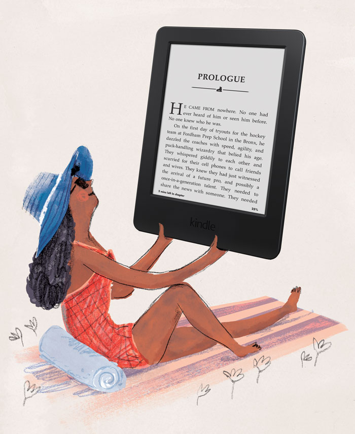 penelopedullaghan - illustrations for shopsmart magazine