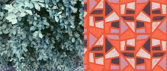 penelope dullaghan - pattern diptych