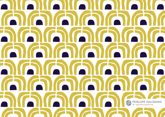 penelope dullaghan - patterns - graphic