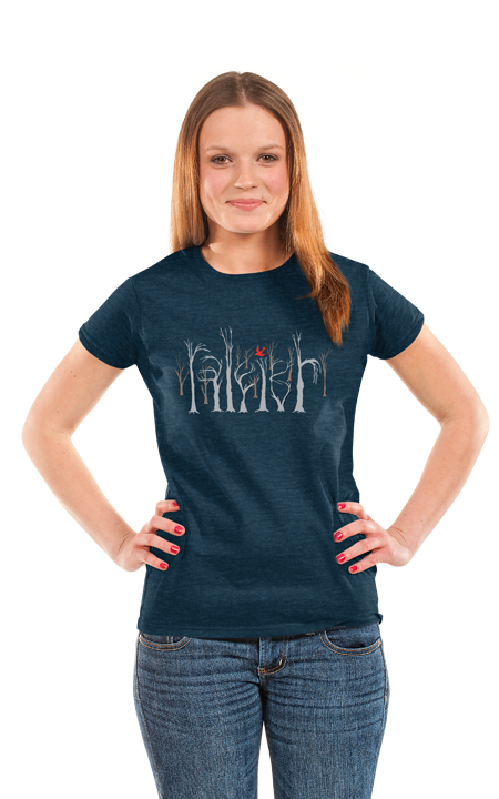 Penelope Dullaghan :: Raleigh Tshirt << You and Who