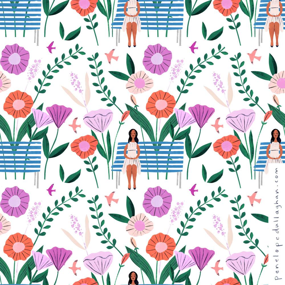 penelopedullaghan_patterns_floralparkbench.jpg