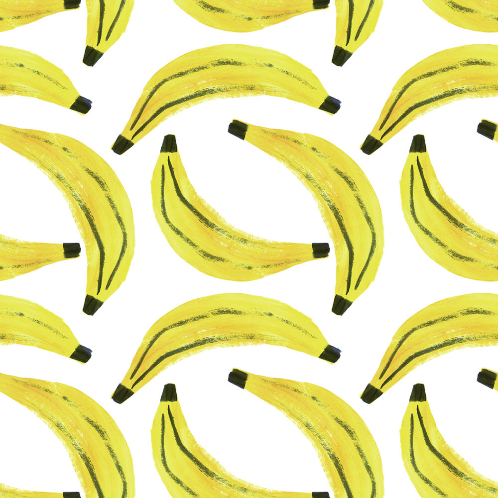 Penelope Dullaghan - Patterns for Baby - Bananas