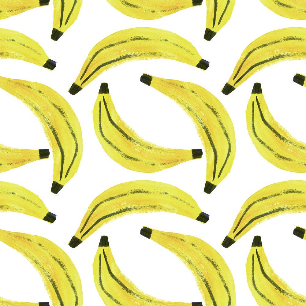 Penelope Dullaghan - Patterns for Baby - Bananas