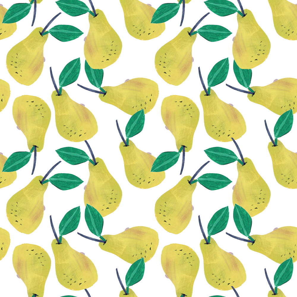 Penelope Dullaghan - Patterns for Baby - Pears