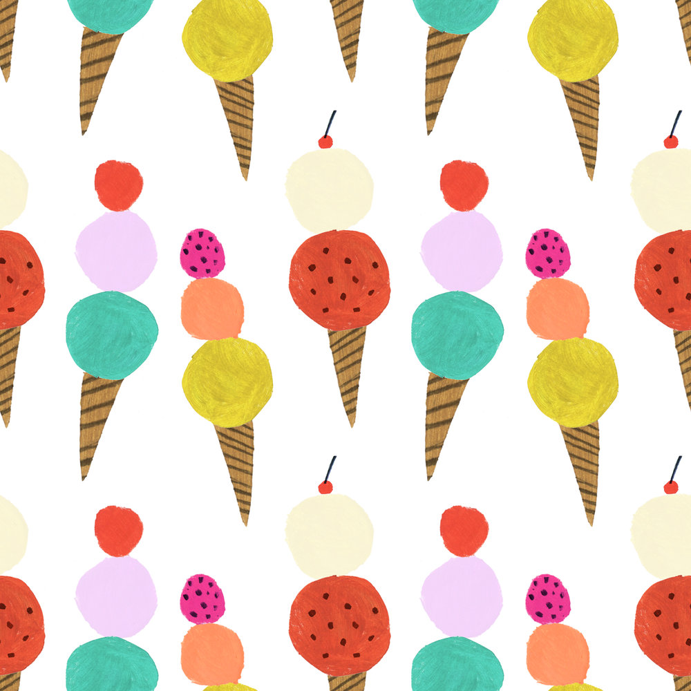 Penelope Dullaghan - Patterns for Baby - Ice Cream