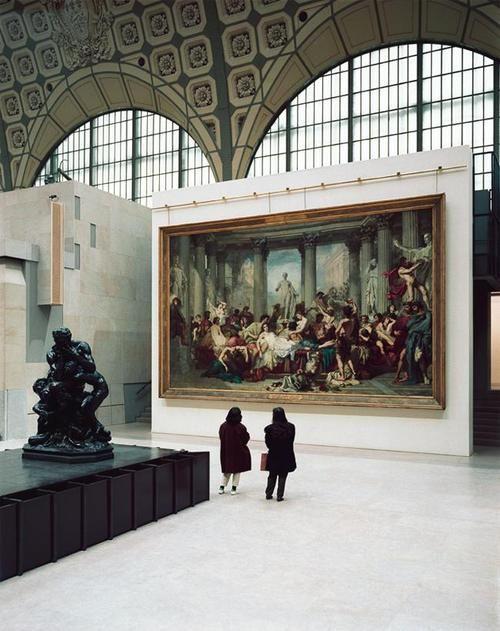 1989, Thomas Struth, Paris Orsay.jpg